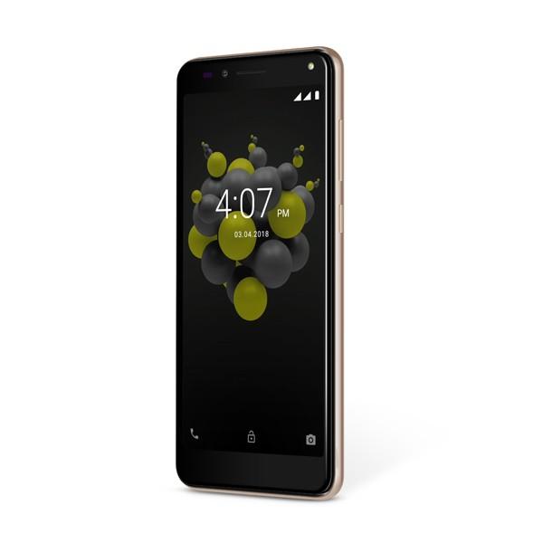 Stalový telefon Allview A9