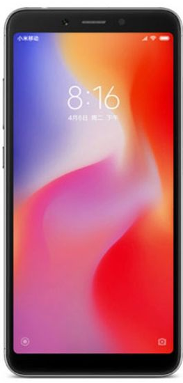 Dotykový telefon Xiaomi Redmi 6A