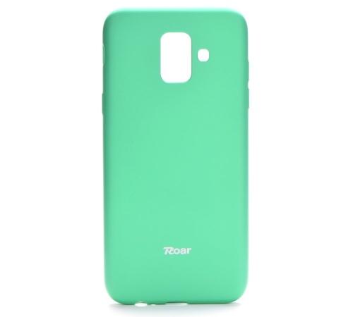 Pouzdro Roar Colorful Jelly Case Samsung Galaxy A6 2018 (SM-A600), mátová