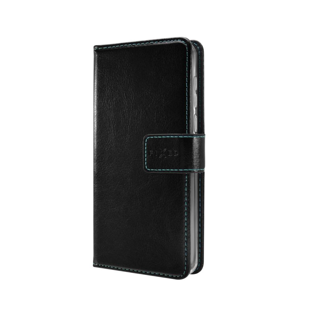 FIXED Opus flipové pouzdro pro Huawei P20 Lite, černé