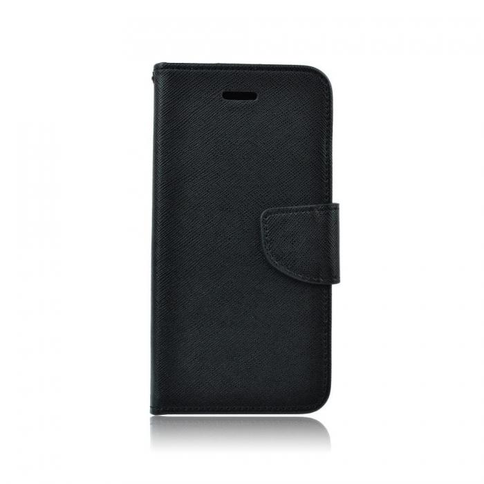 Flipové pouzdro Fancy Diary Huawei Y6 2018, black
