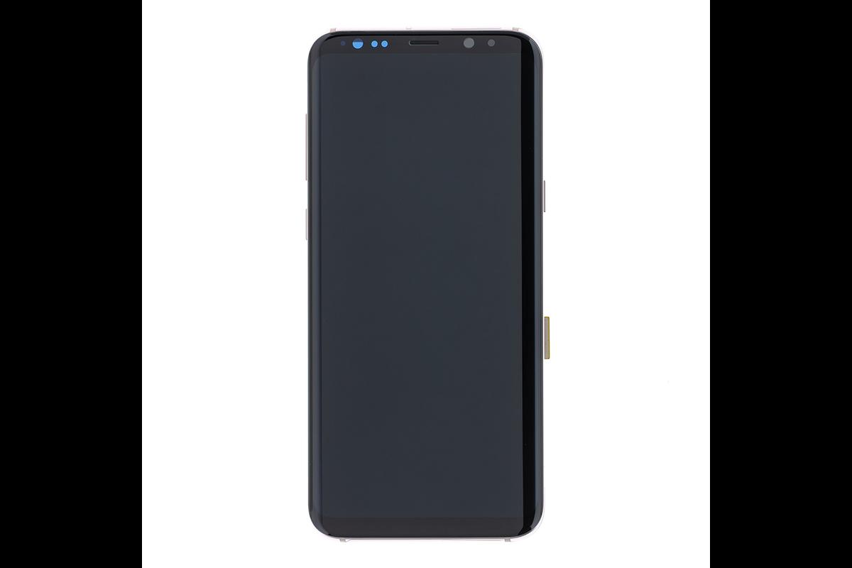 LCD + dotyk pro Samsung Galaxy S8 Plus, pink