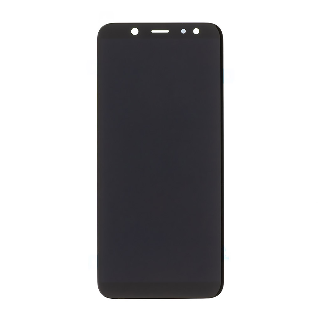 LCD + dotyk + pro Samsung Galaxy A6 2018, black ( service pack )