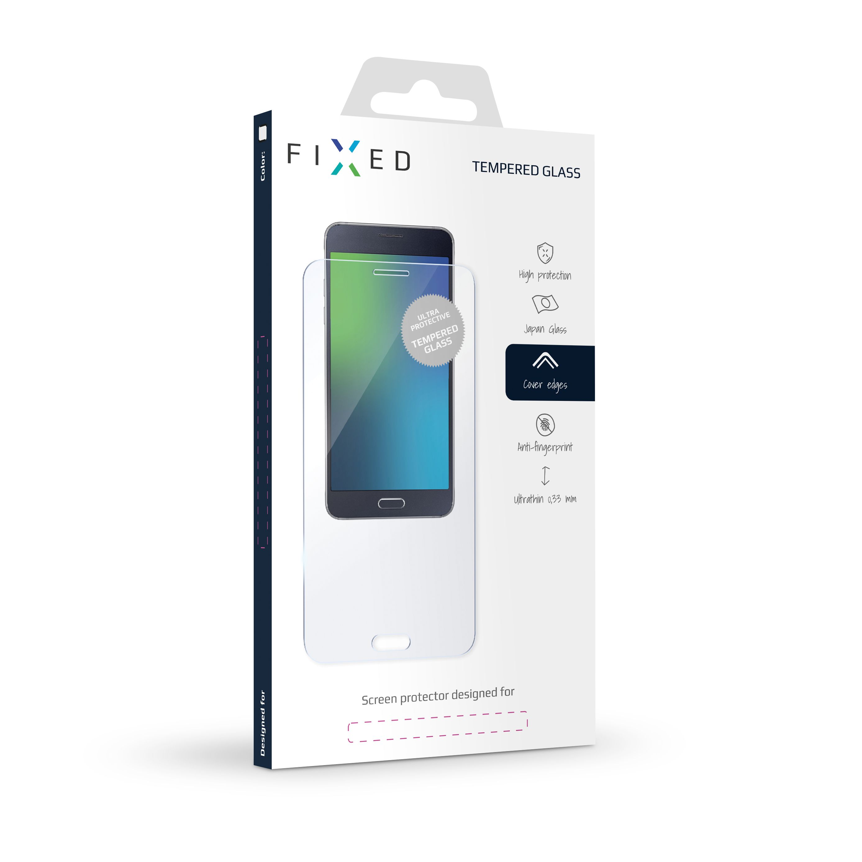Tvrzené sklo FIXED pro Huawei Y6 Prime (2018)