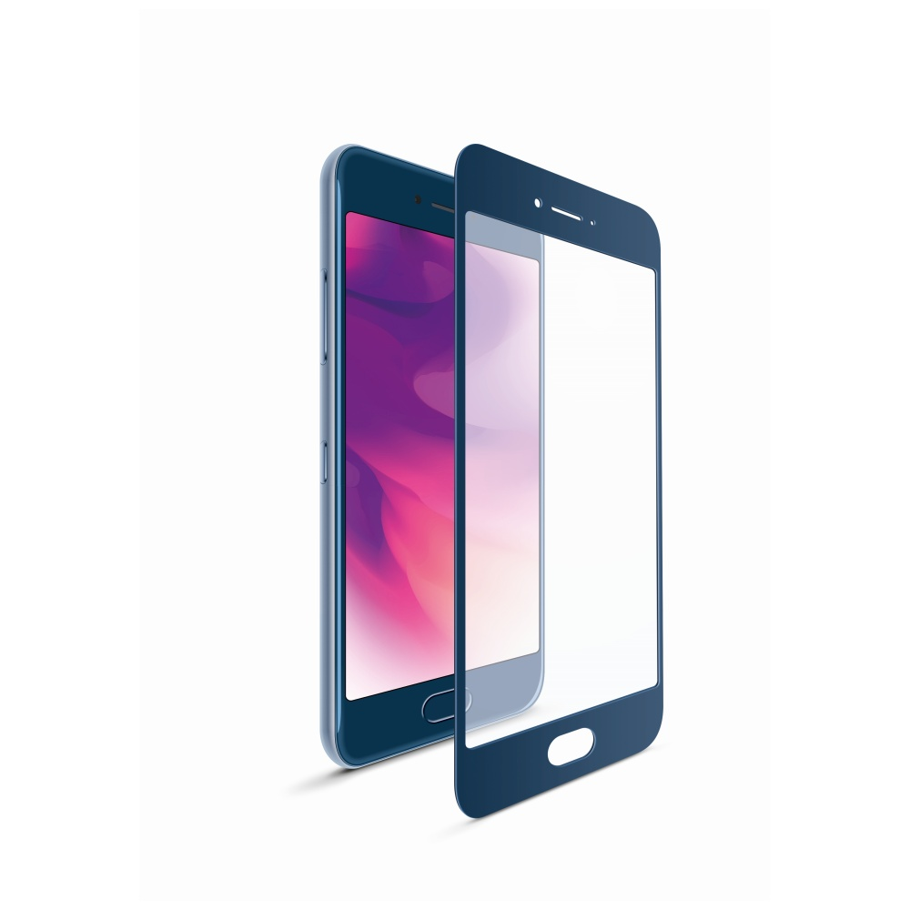 Tvrzené sklo FIXED Full-Cover pro Honor View 10, blue