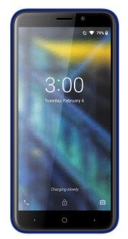 Doogee X50L modrá