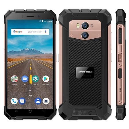 Odolný telefon UleFone Armor X