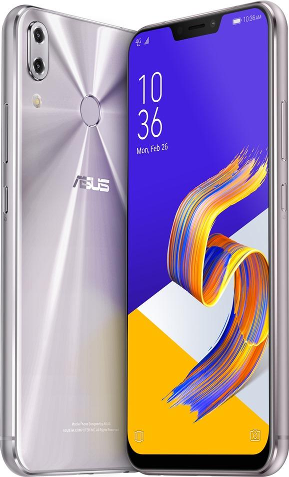 Našlapaný telefon Asus Zenfone 5Z