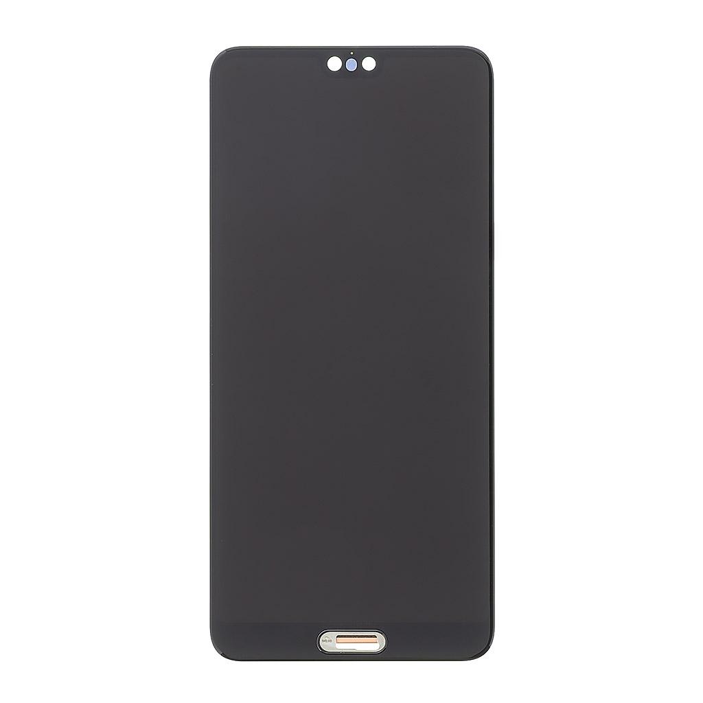 LCD + dotyk pro Huawei P20, black