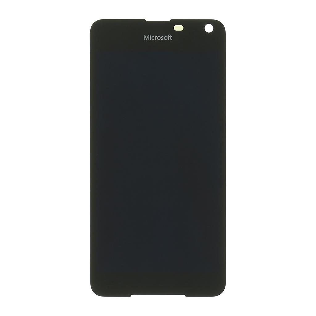 LCD + dotyk pro Microsoft 650 Lumia, black