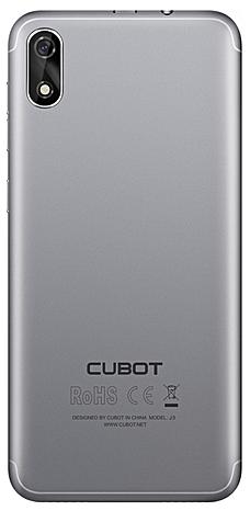 Dotykový telefon Cubot J3