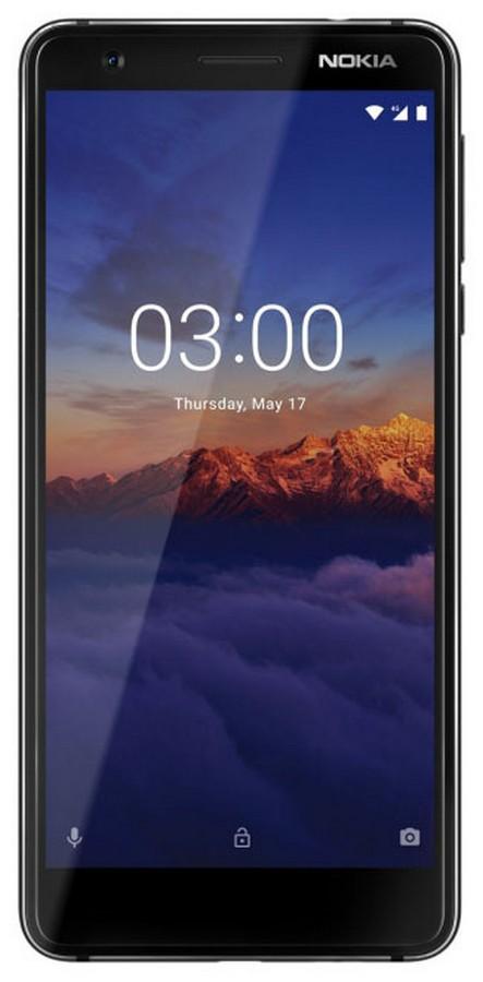 Stylový telefon Nokia 3.1