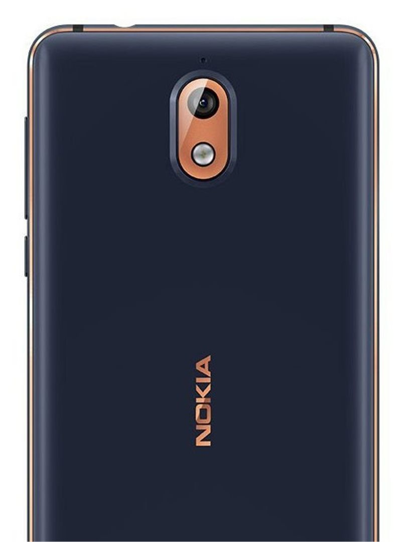 Chytrý telefon Nokia 3.1