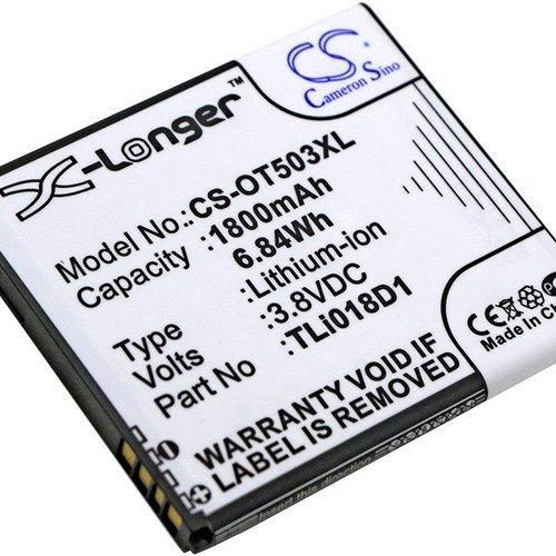 Baterie CS-OT503XL, 1800mAh Li-Pol
