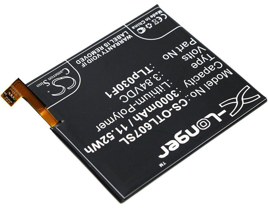 Baterie CS-OTL603SL, 2000mAh Li-Pol