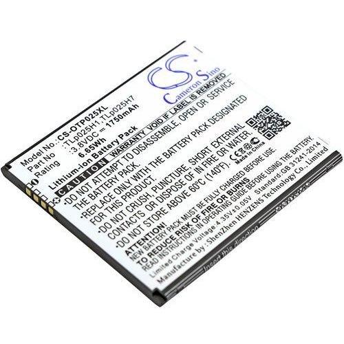 Baterie CS-OTP025XL, 1750mAh Li-Pol
