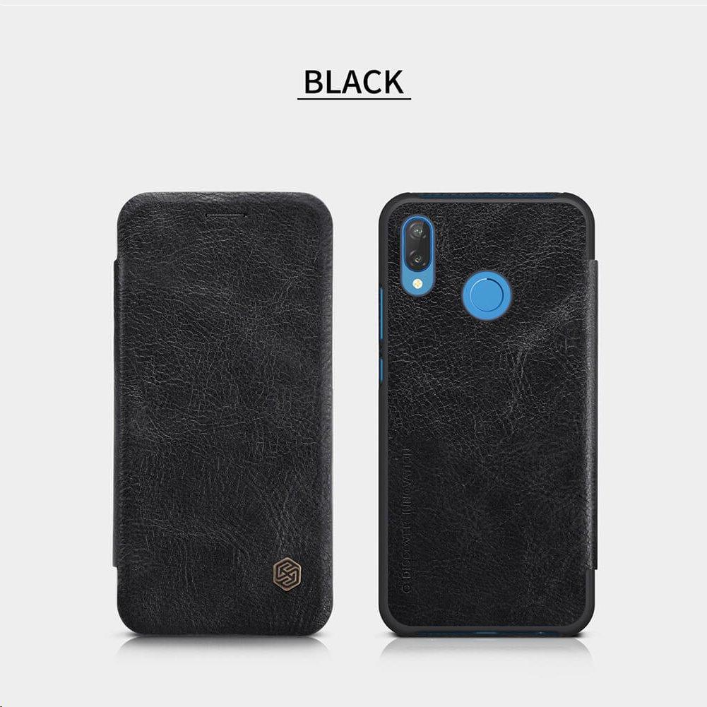 Nillkin Qin flipové pouzdro Huawei Nova 3, black