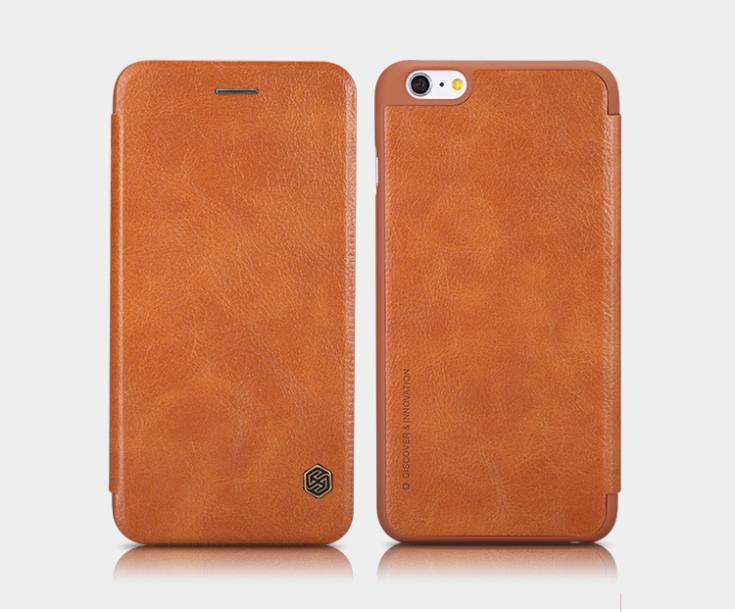 Pouzdro Molan Cano Issue pro Xiaomi Redmi 6/6A, brown