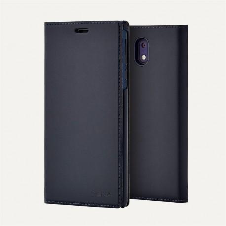 Pouzdro Nokia Slim Flip CP-307 pro Nokia 5.1, černá