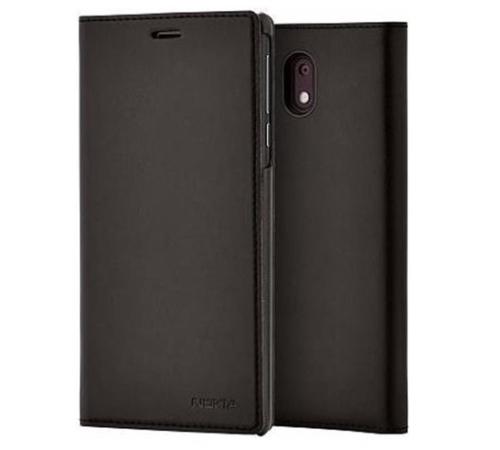 Pouzdro Nokia Slim Flip CP-306 pro Nokia 3.1, black