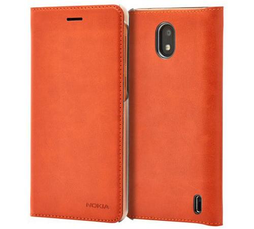 Pouzdro Nokia Slim Flip CP-304 pro Nokia 2, brown
