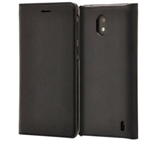 Pouzdro Nokia Slim Flip CP-304 pro Nokia 2, black