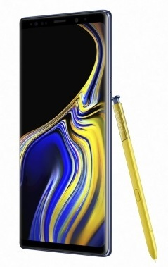 Inovativní Samsung Galaxy Note 9