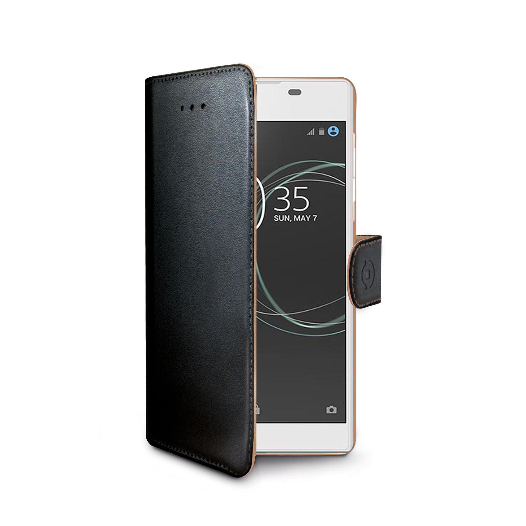 Flipové pouzdro Celly Wally pro Sony Xperia L1 černé