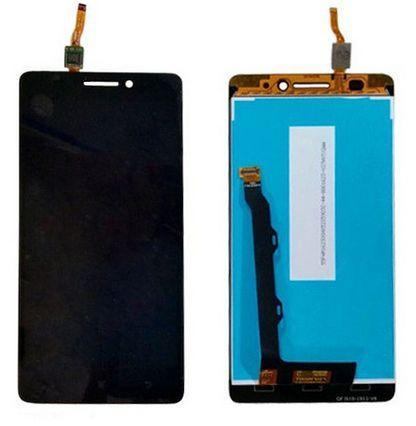 LCD + dotyk + přední kryt pro Lenovo A7000, black