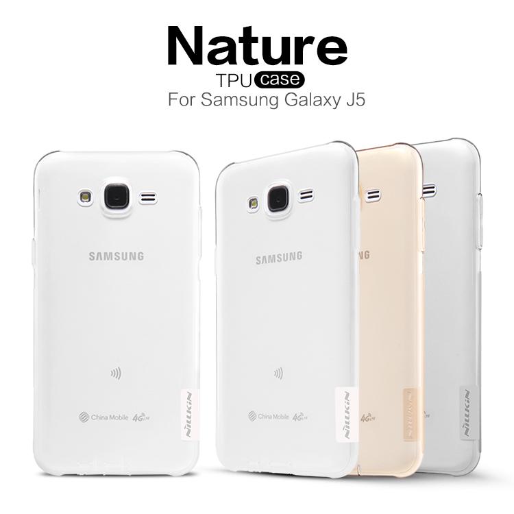 Silikonové pouzdro Nillkin Nature pro Huawei Nova 3, clear