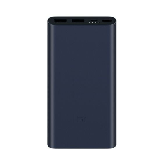 PowerBank Xiaomi PLM09ZM Original Mi S 10.000mAh, silver