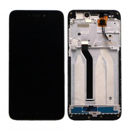 LCD + dotyk + rámeček pro Xiaomi Redmi 5A, black