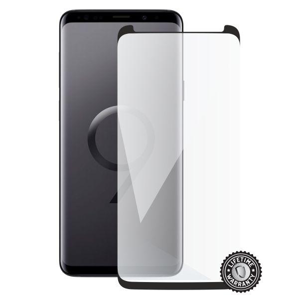 Screenshield tvrzené sklo Samsung Galaxy S9 Plus, black