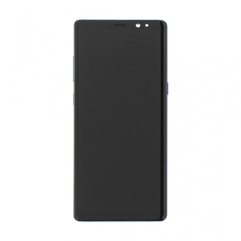 LCD + dotyková deska pro Samsung Galaxy Note 9, blue (Service Pack)