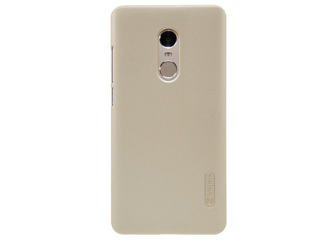 Nillkin Super Frosted kryt Nokia 5.1, gold