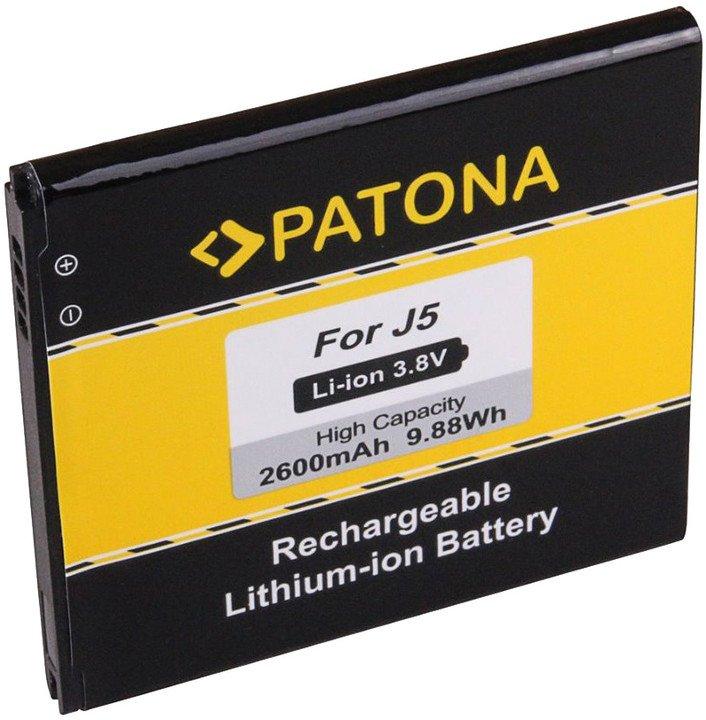 Baterie PATONA Samsung Galaxy J5 (2015) 2600mAh, Li-Pol
