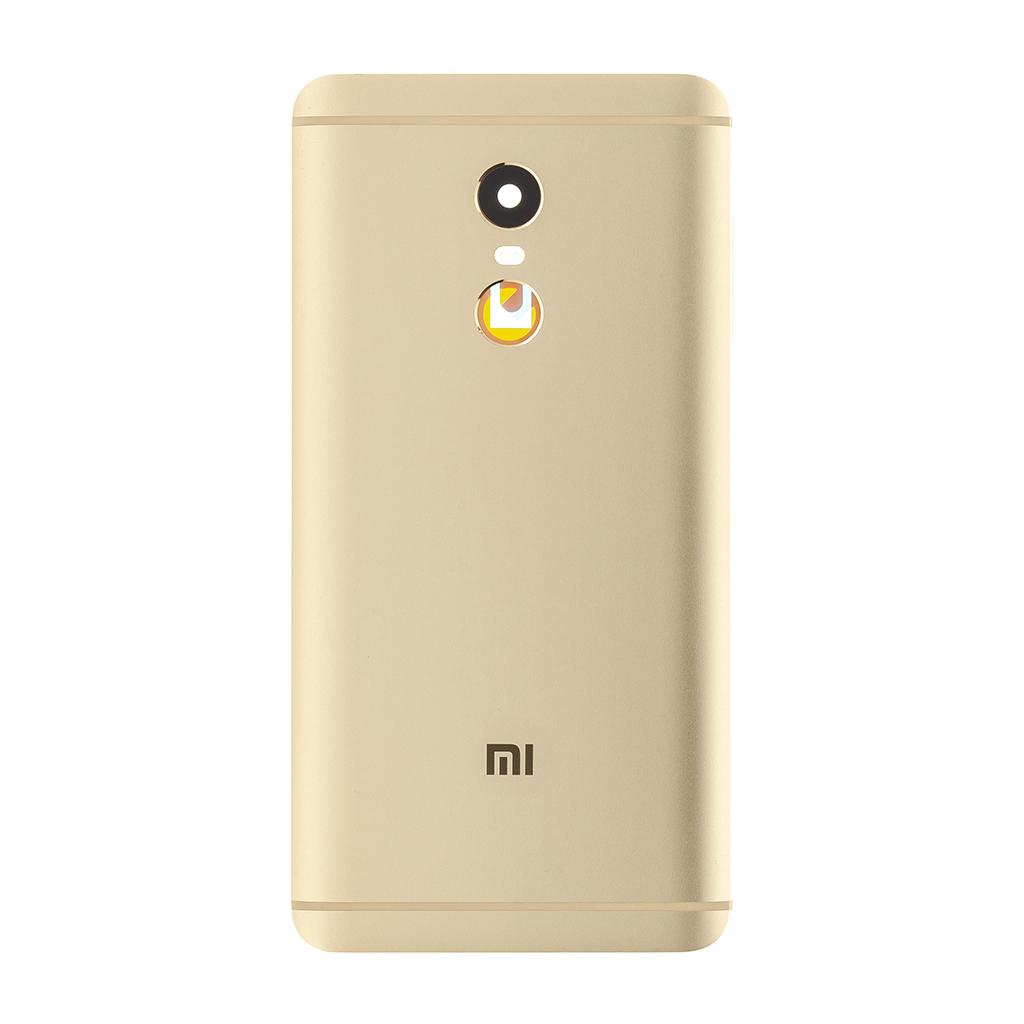 Zadní kryt baterie na Xiaomi Redmi Note 4 global, gold