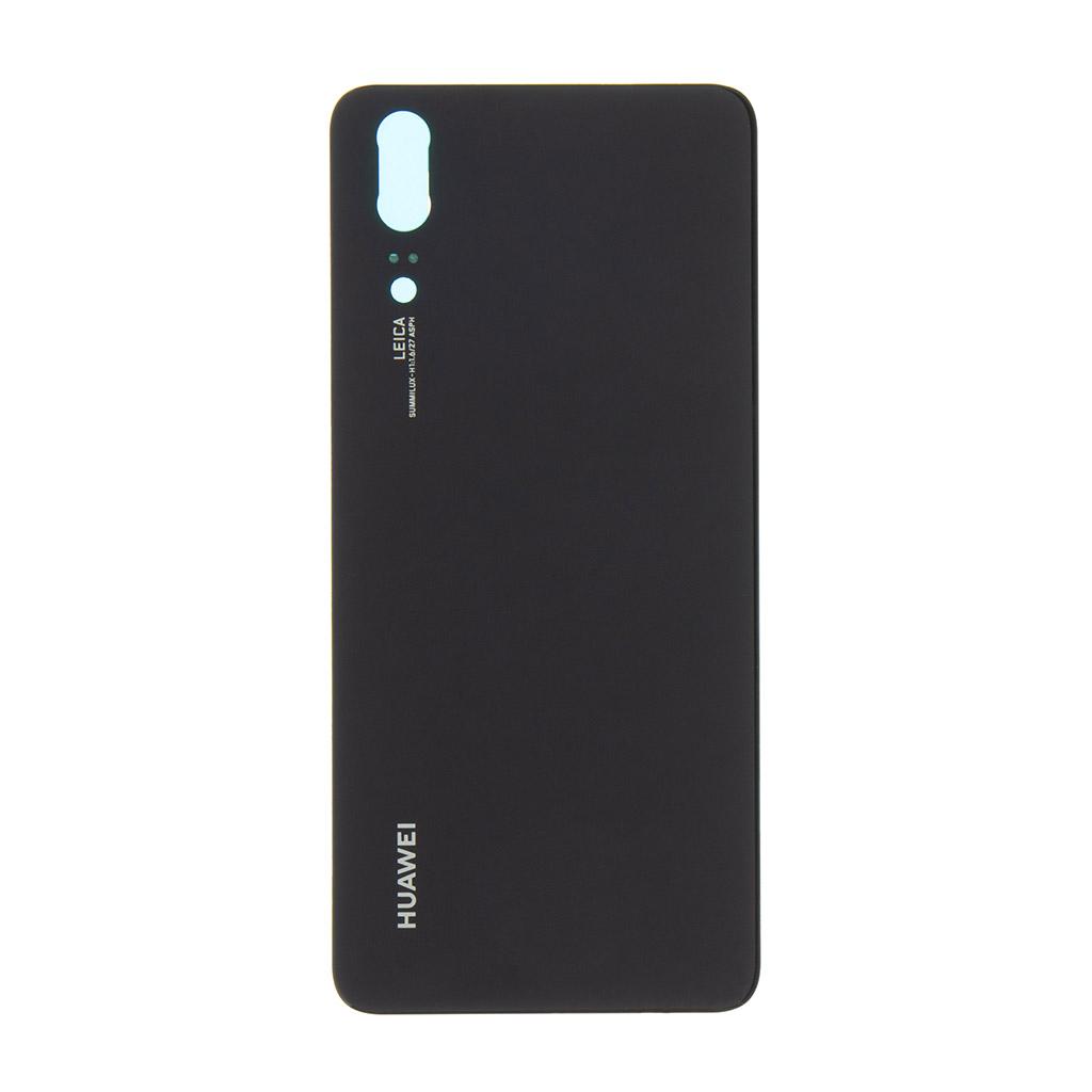 Zadní kryt baterie na Huawei P20, black