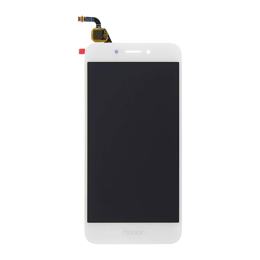 LCD + dotyk + rámeček pro Huawei Nova Smart OEM, white