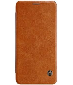 Nillkin Qin flipové pouzdro Xiaomi Pocophone F1, brown