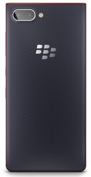 Jedinečný chytrý telefon BlackBerry Key2 LE