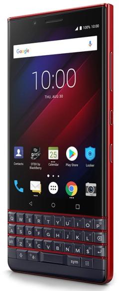 QWERTY telefon BlackBerry Key2 LE
