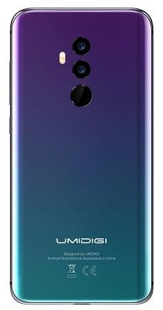 Dotykový telefon UMiDIGI Z2 Special Edition