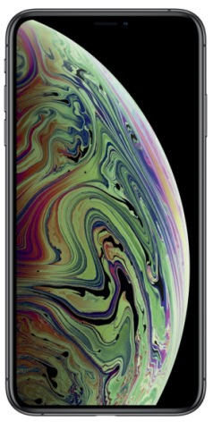 Apple iPhone XS 512GB šedá