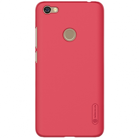 Nillkin Super Frosted kryt Xiaomi Redmi Note 5A Prime, red
