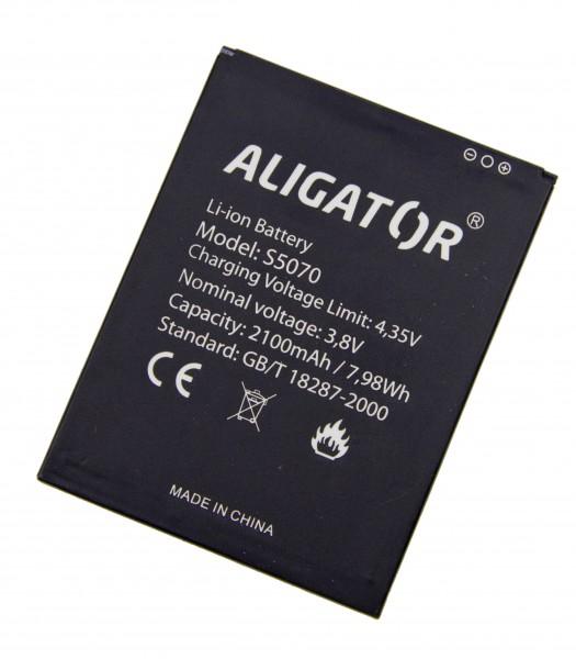Baterie ALIGATOR S5070 / S5066 Duo, Li-Ion
