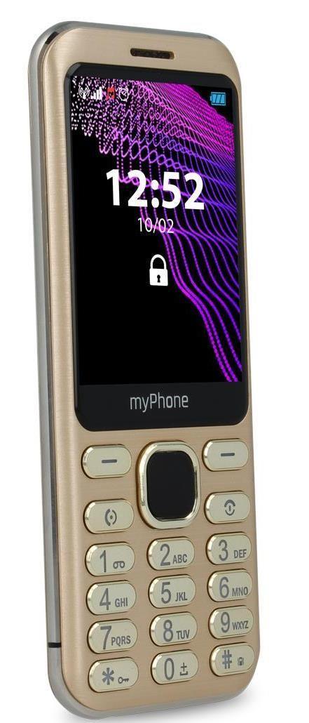 Minimalistický myphone Maestro