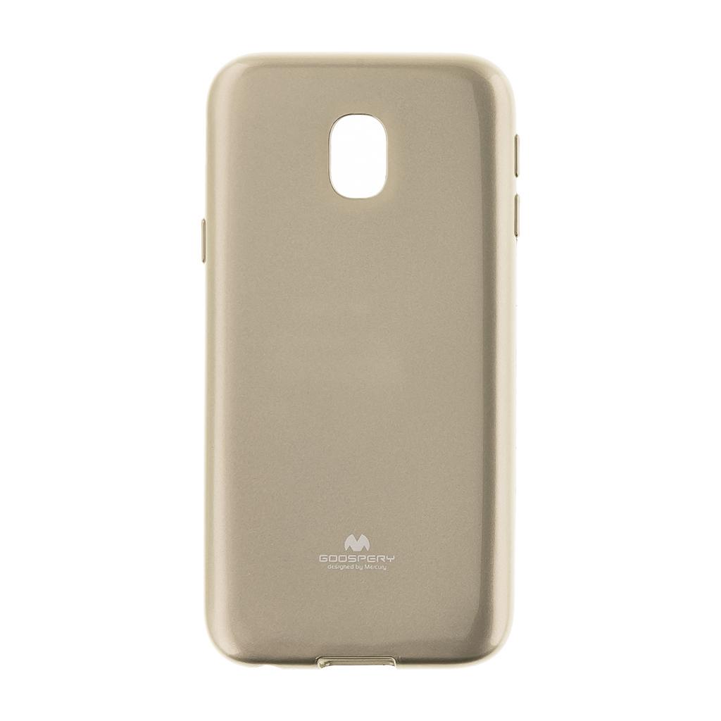 Pouzdro Mercury Jelly Case pro Xiaomi Redmi 6A, gold