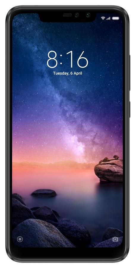 Xiaomi Redmi Note 6 Pro Global 3GB/32GB černá