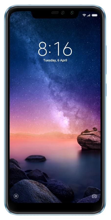 Xiaomi Redmi Note 6 Pro Global 3GB/32GB modrá